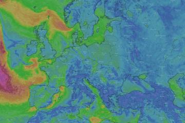 Jaká je předpověď počasí?