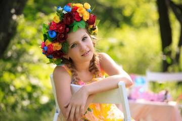 Dětská zahradní oslava