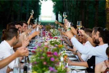 Nebojte se svatby na zahradě