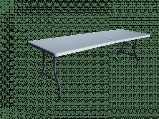 Rozkládací plastový stůl