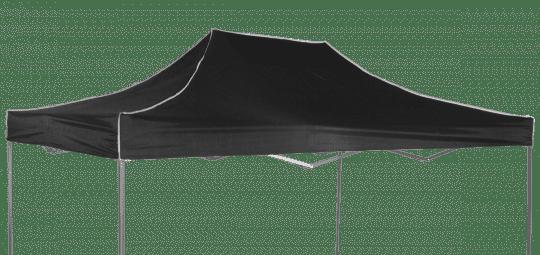 Střecha 3x4,5m - hexagon