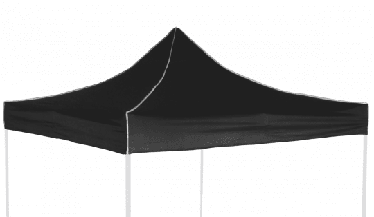 Střecha 3x3m - hexagon