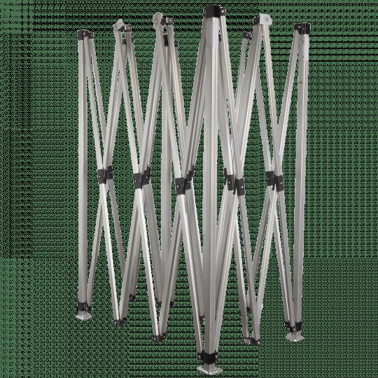 Hliníková konstrukce 3x4,5m