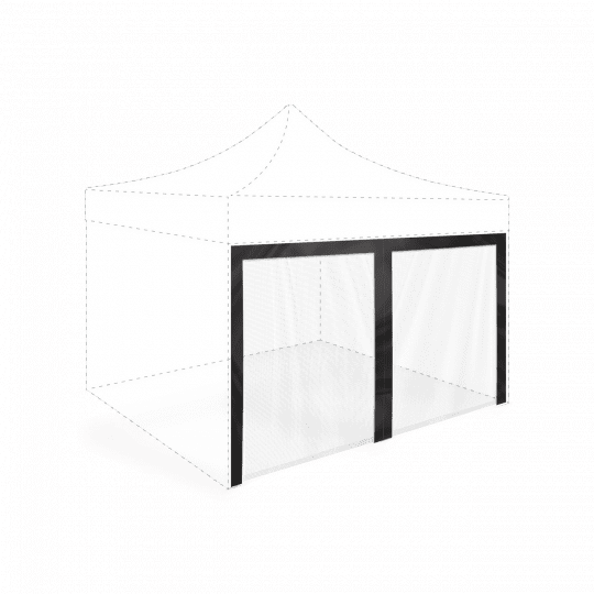 Moskytiéra na hexagon stan