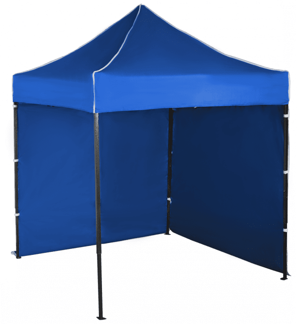 Nůžkový stan 2x2m ocelový