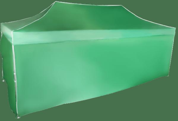 Nůžkový stan 3x6m hliníkový